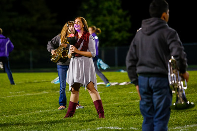 Band Senior Night 20151009-0119