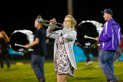 Band Senior Night 20151009-0114