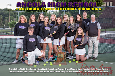 W Tennis Sectional Photo 2016