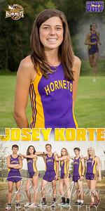 XC Josey Korte Banner
