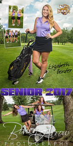 Golf Elizabeth Bonifer Banner