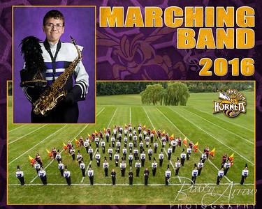 MM Band Elijah Clementoni