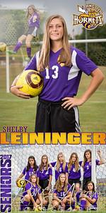 Shelby Leininger Soccer Banner