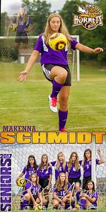 MaKenna Schmidt 02 Soccer Banner