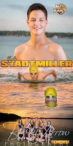 Banner Swim Kyle Stadtmiller