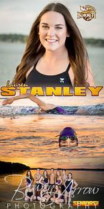 Banner Swim Lauren Stanley