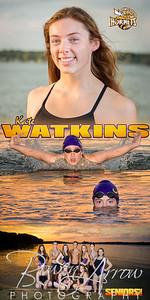 Banner Swim Kate Watkins