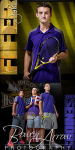 Jake Fifer Tennis Banner