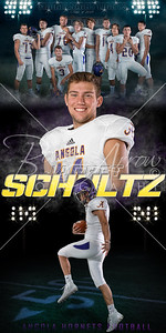Football Jarret Schultz Banner