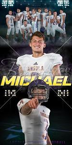 Football Parker Michael Banner