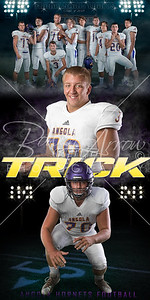 Football Cole Trick Banner