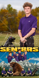 Ian Smith Golf Banner