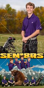 Noah Schoenherr Golf Banner