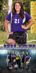 Banner Paige Julian Soccer