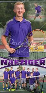 Trevyn Nafziger Tennis Banner