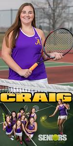 Trevor Craig Tennis  Banner