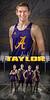 Josh Taylor Track Banner