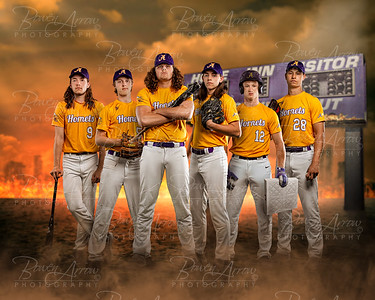 2019 Baseball Seniors Fire it Up
