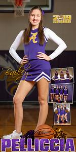 Cheer Bailey Pelliccia Banner