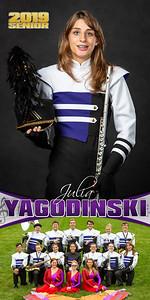 Band Julia Yagodinski Banner