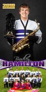 Band Bradley Hamilton Banner