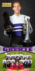 Band Mason Gaerte Banner