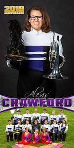 Band Alexis Crawford Banner