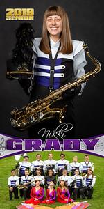 Band Nikki Grady Banner