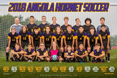 AHS Boys Soccer Poster Front