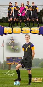 Blaine Ross Soccer Banner
