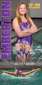 Swim Grace Emberton Banner