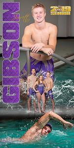 Swim Jarrett Gibson Banner