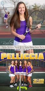 Bailey Pelliccia Tennis Banner