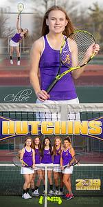 Chloe Hutchins Tennis Banner