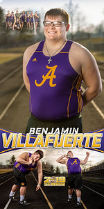 Benjamin Villafuerte Track Banner