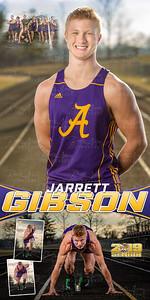 Jarrett Gibson Track Banner