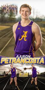 Aaron Petrancosta Track Banner