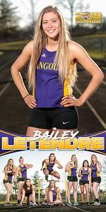 Bailey Letendre Track Banner