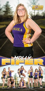 Molly Fifer Track Banner