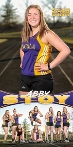 Abby Stoy Track Banner