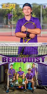 Tennis Jaeger Bergquist Banner