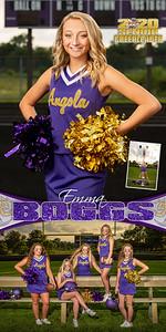 Cheer Emma Boggs Banner