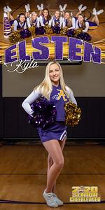 Cheerleading Banner Kyla Elsten