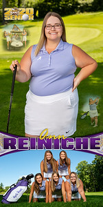 Golf Ann Reiniche Banner
