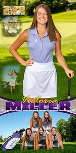 Golf Victoria Miller Banner
