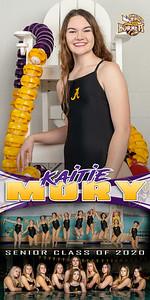 Swim Banner Kaitie Mory