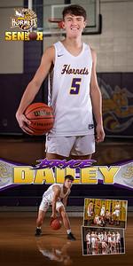 Basketball Bryce Dailey Banner
