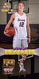 Basketball Joel Knox Banner