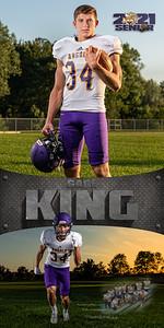 FB Gage King Banner