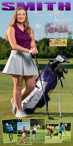 Golf Kate Smith Banner